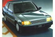 PEUGEOT 309 1.6 Injection SX (1988-1989)