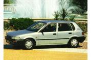 TOYOTA Corolla Liftback 1.6 GL (1987-1989)