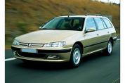 PEUGEOT 406 Break SVE V6 (1997-1998)