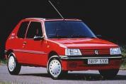 PEUGEOT 205 1.4 GT (1986-1989)