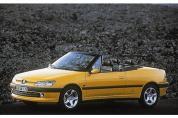 PEUGEOT 306 Cabriolet 1.6 (2000-2001)