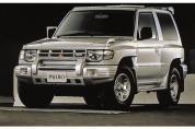 MITSUBISHI Pajero 2.5 TD GLX (1997-1999)
