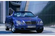 MERCEDES-BENZ CLK 230 Kompressor Elegance Sequentronic (2001-2003)