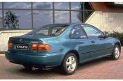 HONDA Civic Coupe 1.6i SR Klima (1997.)