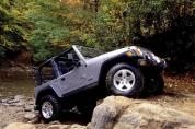 JEEP Wrangler Soft Top 4.0 Sahara (1999-2004)
