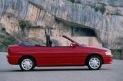 FORD Escort Cabrio 1.6 (1990-1992)