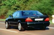 MERCEDES-BENZ CL 500 (Automata)  (1996-1998)