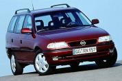 OPEL Astra Caravan 1.6 16V Classic Family (1999-2001)