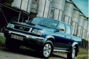 NISSAN Pick up 2.5 2WD (1999-2002)