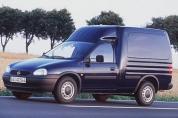 OPEL Combo 1.4i (1993-1998)