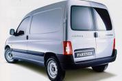 PEUGEOT Partner 1.9 D 170 C (1998-2003)