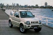 SUZUKI Jimny 1.3 JLX AC 4WD (2011-2013)