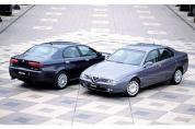 ALFA ROMEO Alfa 166 3.0 V6 24V Super (1998-2000)