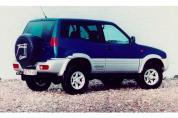 NISSAN Terrano II 2.7 TDI SR (1996-1999)
