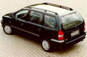 MITSUBISHI Space Wagon 2.4 GDI GLX 4WD (1998-2000)