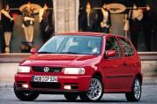 VOLKSWAGEN Polo 1.4 60 First (1999.)