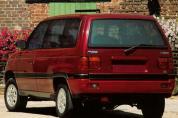 MAZDA MPV 2.5 TD (1996-1999)