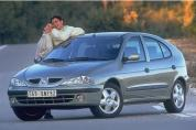RENAULT Mégane 1.4 16V Authentique (2000-2002)