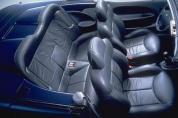 RENAULT Mégane Cabrio 1.6 16V Expression (2000-2001)