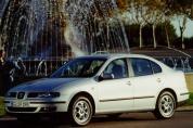SEAT Toledo 1.6 16V Signo Business (2002-2003)