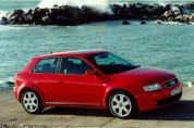 AUDI A3 1.8 T Komfort Attraction (1998.)