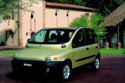 FIAT Multipla 1.9 JTD 110 ELX (2000-2002)