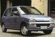 SUBARU Vivio 0.7 4WD (1992-1995)