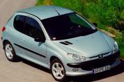 PEUGEOT 206 2.0 GTI (1999-2000)