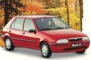 MAZDA 121 1.2 (1996-1997)