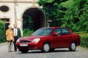DAEWOO Nubira 2.0 CDX (1999-2003)