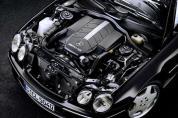 MERCEDES-BENZ CL 55 AMG (Automata)  (2000-2002)