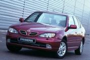 NISSAN Primera 2.0 Comfort (1999-2002)