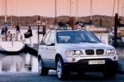 BMW X5 3.0d Aut. (2001-2004)