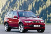 BMW X5 4.6 is Aut.