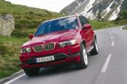 BMW X5 4.6 is Aut. (2001-2004)