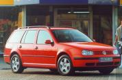 VOLKSWAGEN Golf Variant 2.0 4Motion Highline (2000-2004)