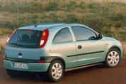 OPEL Corsa 1.8 16V GSi (2000-2003)