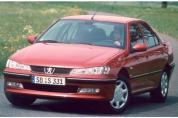 PEUGEOT 406 2.2 Sportline Pack (2003-2004)