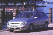 KIA Rio 1.3 Safety (2001-2002)