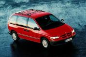 CHRYSLER Grand Voyager 3.3 SE Aut. (7 sz.) (1996-1999)