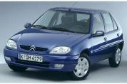 CITROEN Saxo 1.1 X Furio (1999-2003)