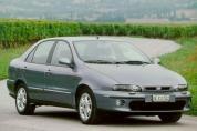 FIAT Marea 1.9 JTD 110 HLX (2000-2002)