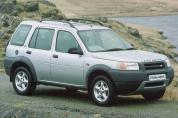 LAND ROVER Freelander 2.5 V6 Steptronic (2000-2003)