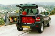 RENAULT Scénic RX4 2.0 16V Privilege (2001-2002)