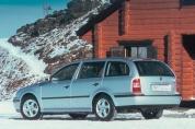 SKODA Octavia Combi 1.6 Classic (2001-2002)