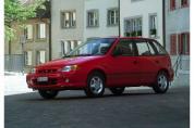 SUBARU Justy 1.3 GX (1995-1996)