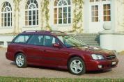 SUBARU Legacy 2.5 4WD GX (1998-2003)