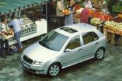 SKODA Fabia 1.2 12V Classic (2003-2008)