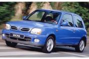 NISSAN Micra 1.4 Luxury