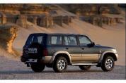 NISSAN Patrol GR 3.0 Di Luxury (2000-2007)